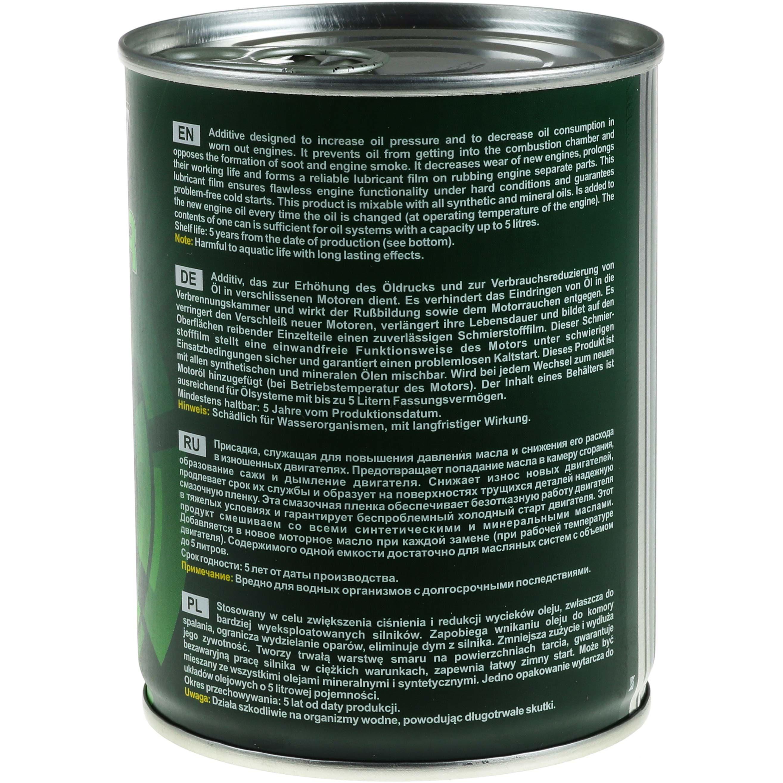 Außergewöhnlich 350ml Öl Additiv Fanfaro Motor Doctor Oil Additive &OB_85