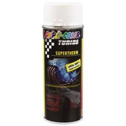 Bild von Dupli Color Supertherm Spray 400ml white weiß bis 500°C