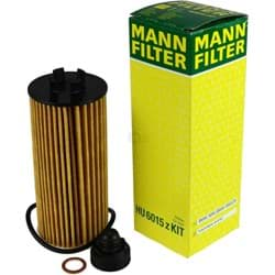 Bild von MANN-FILTER Ölfilter HU 6015 z KIT Oil Filter