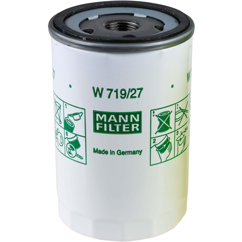 Mann Filter W71927 Oil Filter