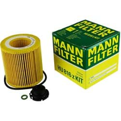 Bild von MANN-FILTER Ölfilter HU 816 z KIT Oil Filter