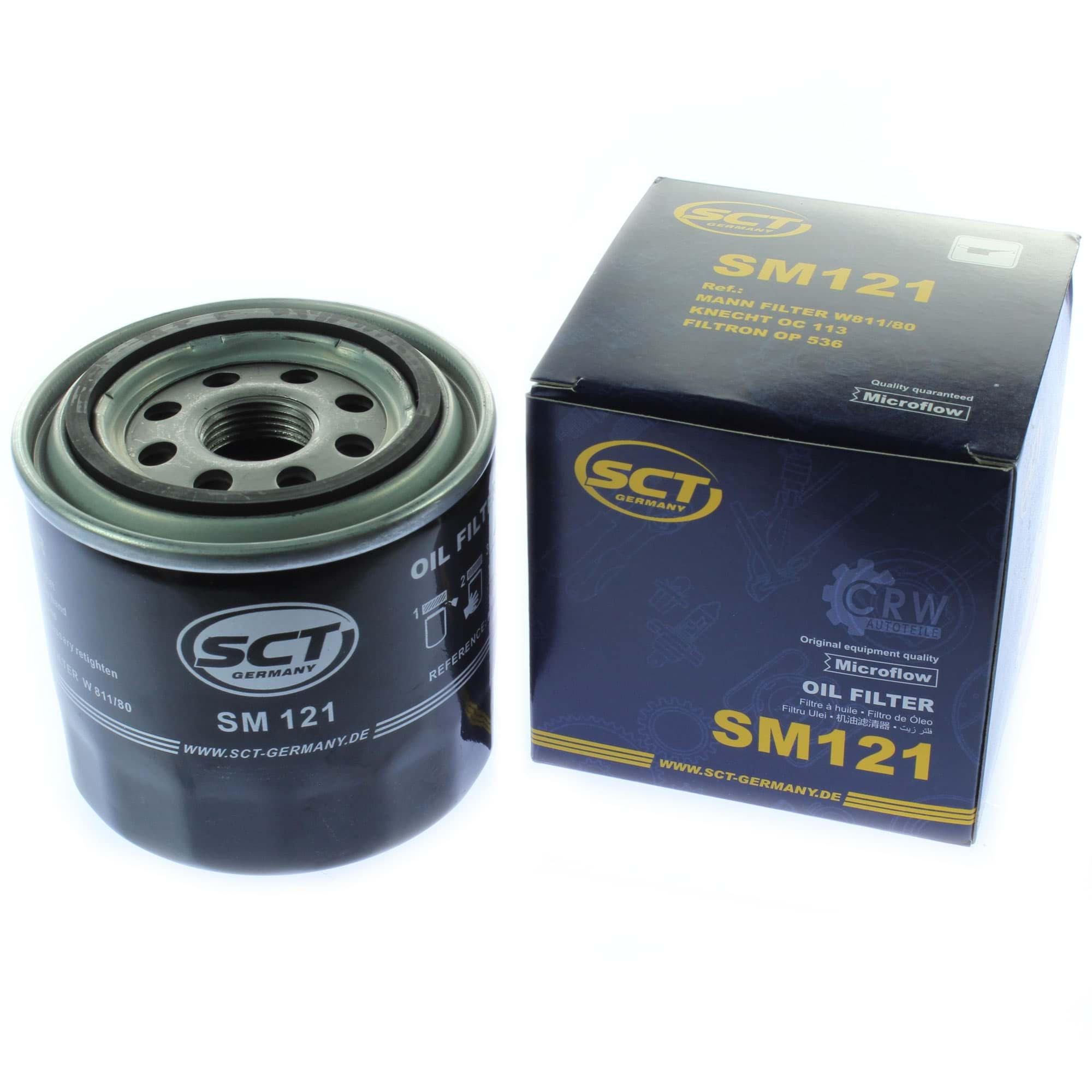 1x SM 113 Ölfilter von SCT Germany