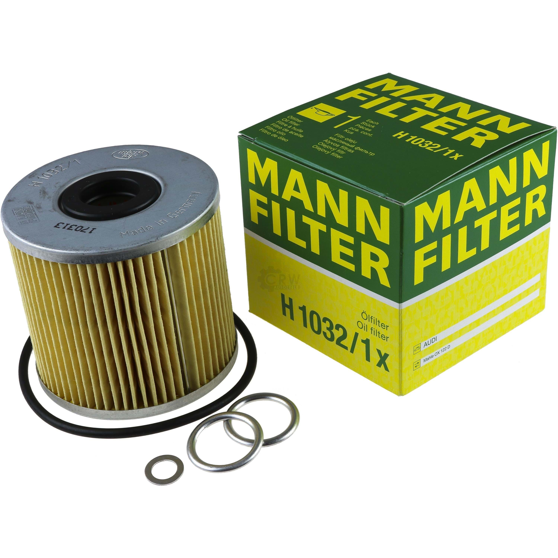 H 1032//1 x Ölfilter Filter MANN-FILTER