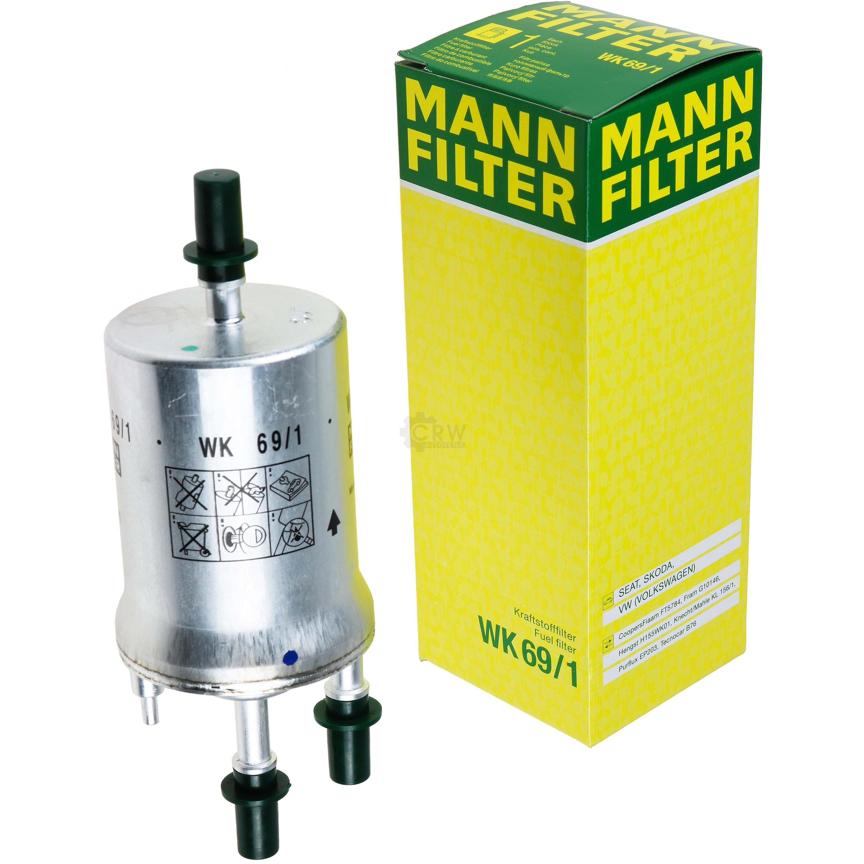 Mahle Knecht KL 156//1 Kraftstofffilter