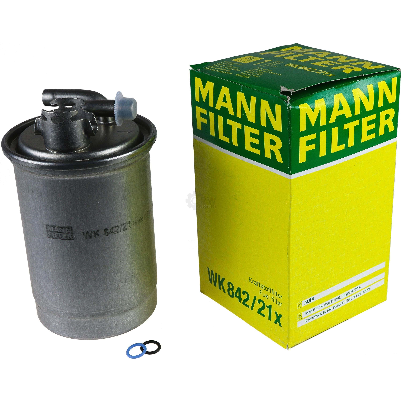 Mann Filter WK842//21X Filter