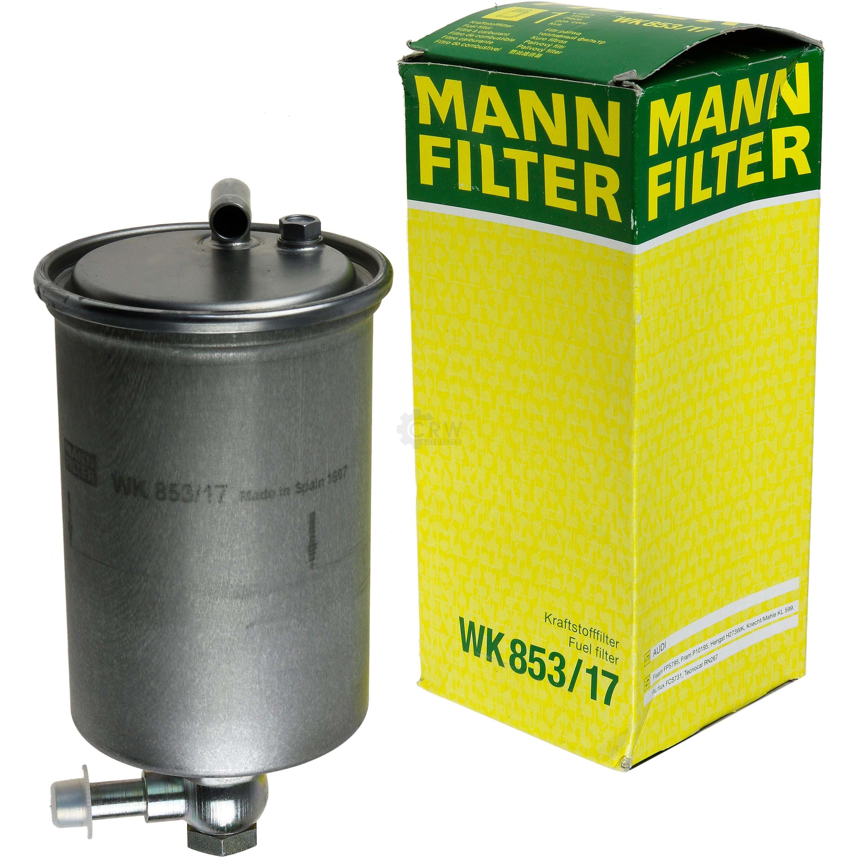WK 853//17 Filtro de combustible Mann-Filter