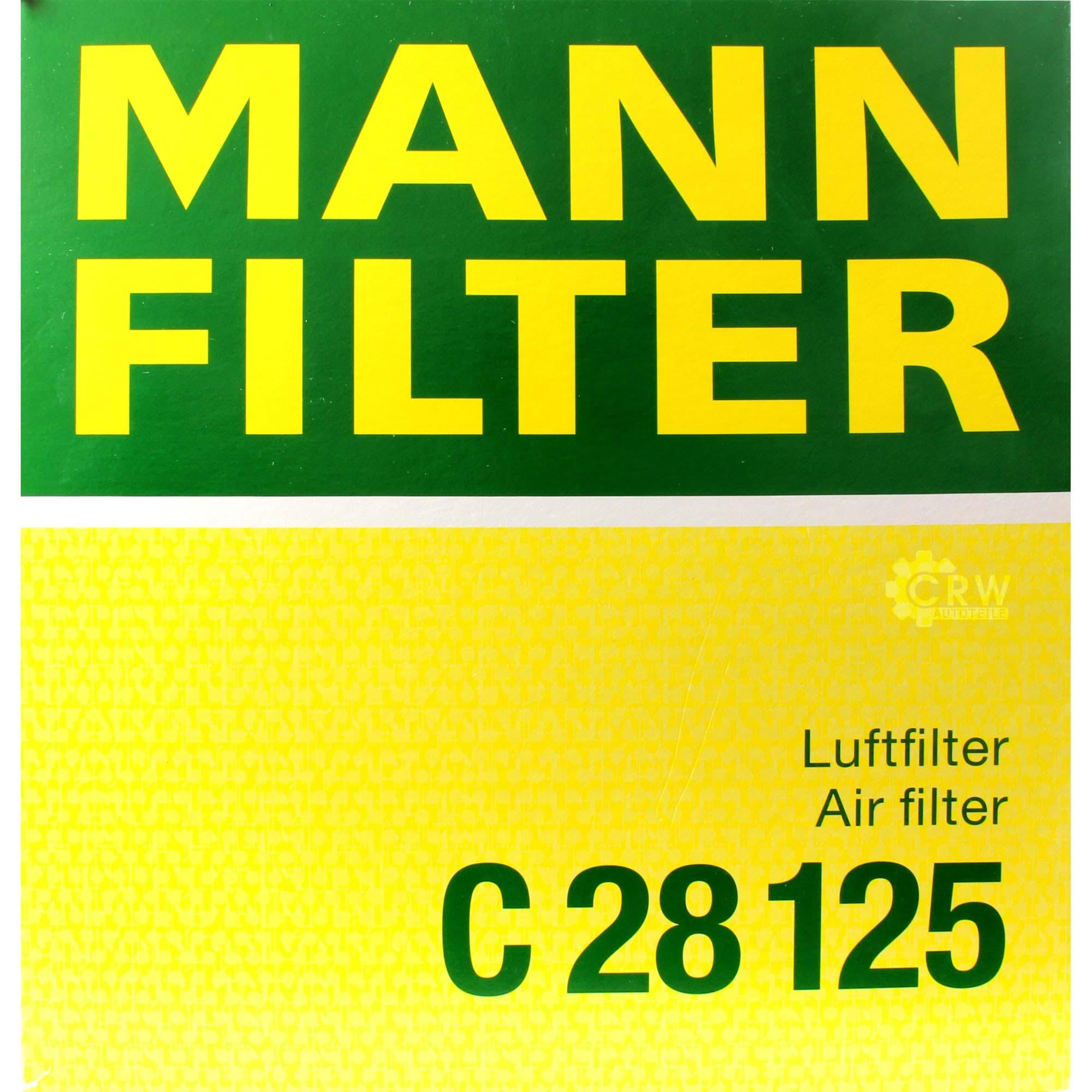 Luftfilter Filter NEU MANN-FILTER C 28 040