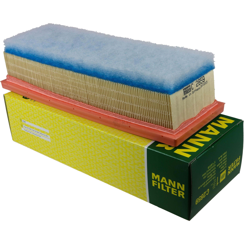 Filtre à air MANN-FILTER C 2859