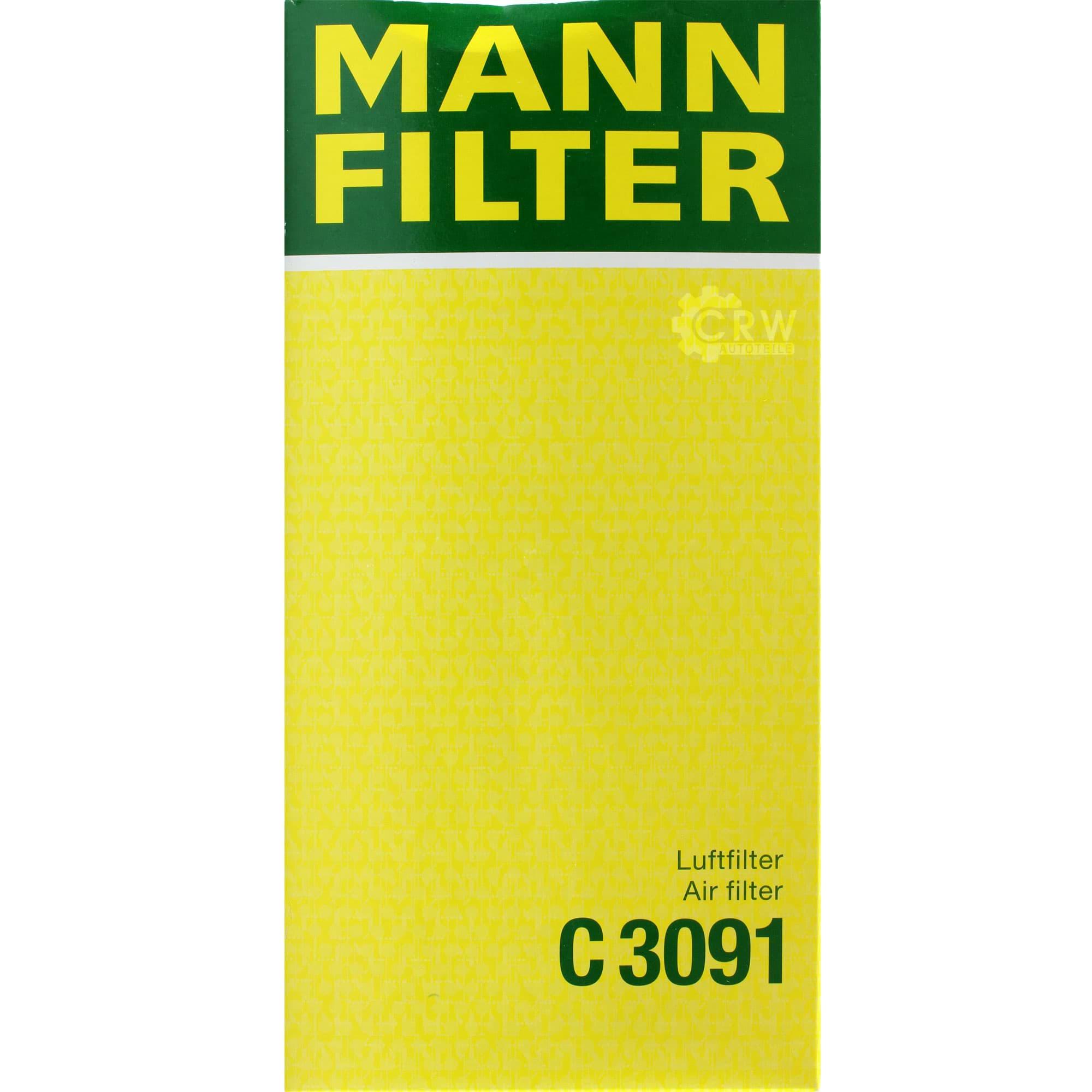 Mann Filter C3091 Air Filter