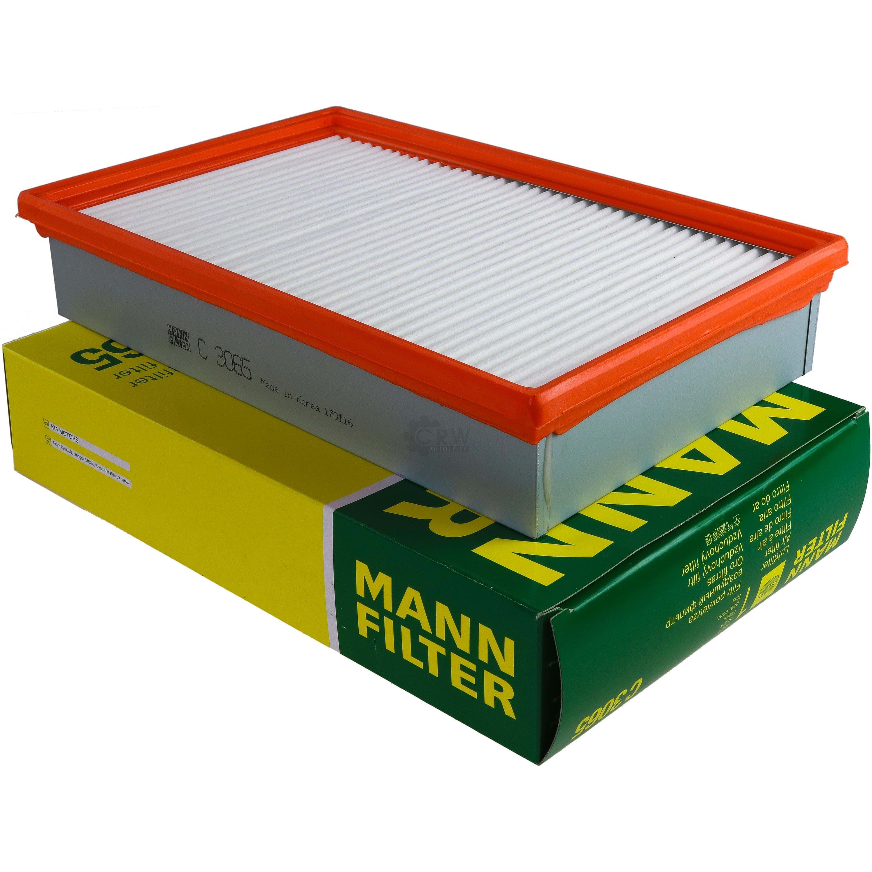 Mann Filter C3065 Air Filter