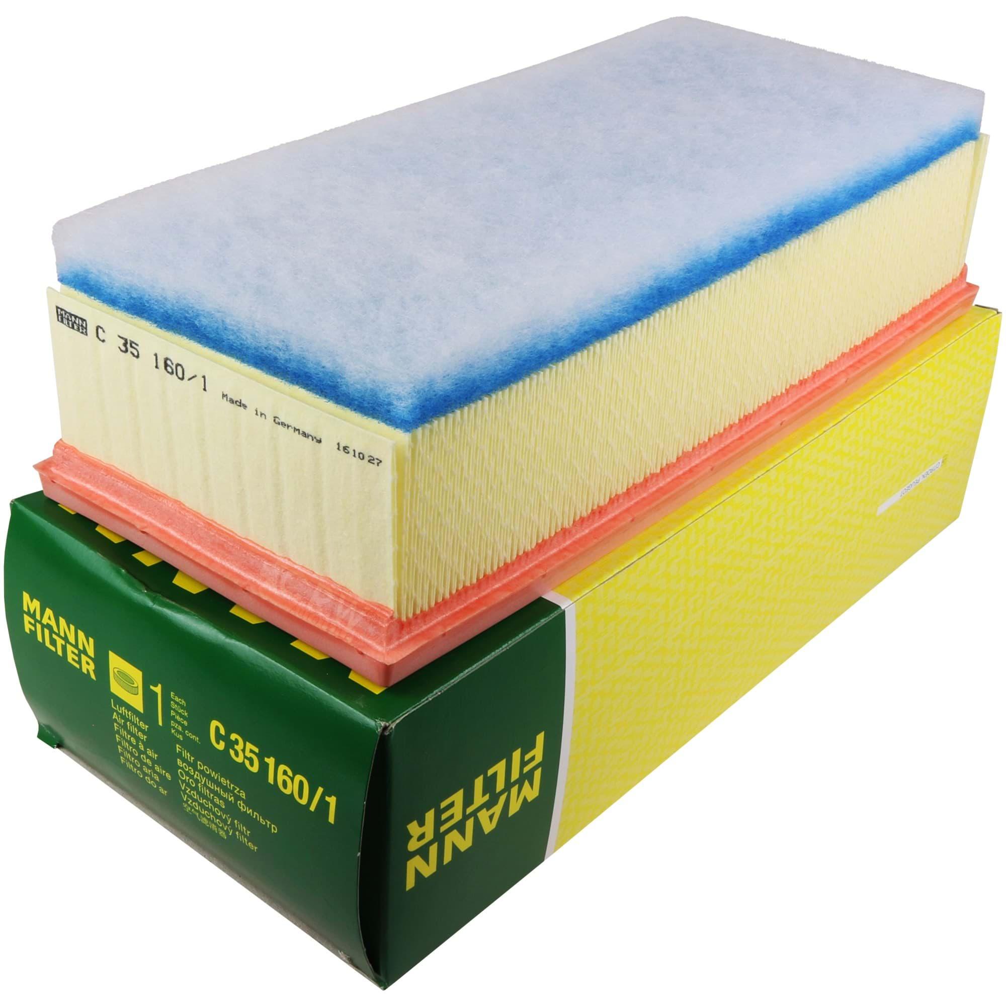 C 35 160//1 Luftfilter Filter MANN-FILTER