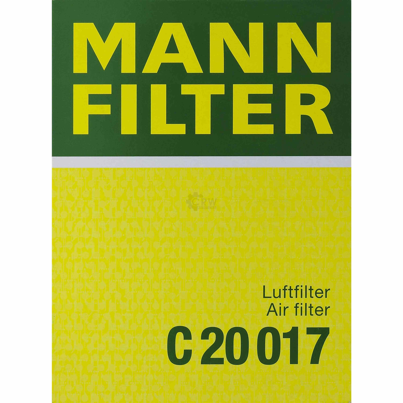 C20017 MANN Filter MANN